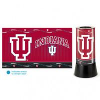 Indiana Hoosiers Rotating Team Lamp