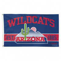 Arizona Wildcats NCAA 3x5 Team Flag
