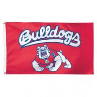 Fresno State Bulldogs NCAA 3x5 Team Flag