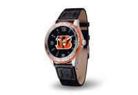 Cincinnati Bengals Team Leather Watch by Sparo