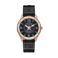 Houston Astros Team Leather Watch by Sparo