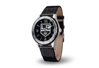 Los Angeles Kings Team Leather Watch by Sparo