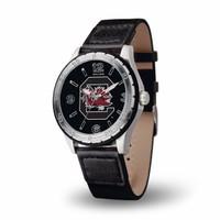 South Carolina Gamecocks Team Leather Watch by Sparo