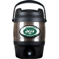 New York Jets 3 Gallon Beverage Dispenser