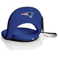 New England Patriots Reclining Stadium Seat Cushion