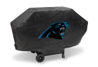 Carolina Panthers Deluxe Barbecue Grill Cover