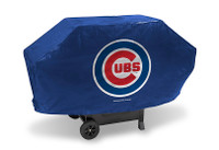 Chicago Cubs Deluxe Barbecue Grill Cover