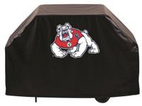 Fresno State Bulldogs Deluxe Barbecue Grill Cover