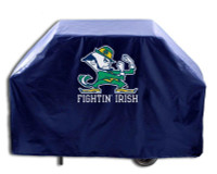 Notre Dame Fighting Irish Deluxe Barbecue Grill Cover