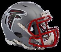 Atlanta Falcons NFL Blaze Revolution Speed Riddell Mini Football Helmet