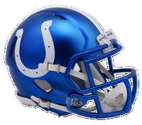Indianapolis Colts NFL Blaze Revolution Speed Riddell Mini Football Helmet