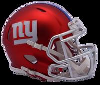 New York Giants NFL Blaze Revolution Speed Riddell Mini Football Helmet