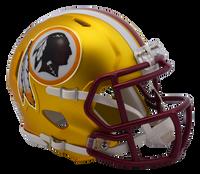 Washington Redskins NFL Blaze Revolution Speed Riddell Mini Football Helmet
