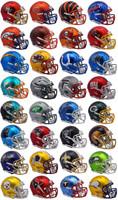 NFL Team Set of 32 Blaze Revolution Speed Riddell Mini Football Helmets