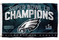 Philadelphia Eagles Super Bowl LII Champions 3' x 5' Flag