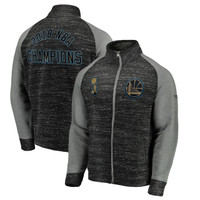 Golden State Warriors 2018 NBA Finals Champions Spotlight Full-Zip Podium Jacket
