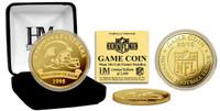 Carolina Panthers 2015 Game Coin