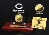 Chicago Bears SB Champs Etched Acrylic