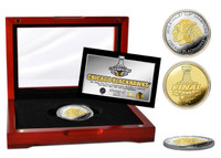 2013 Stanley Cup Champions Two-Tone Coin