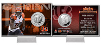 A.J. Green Silver Coin Card
