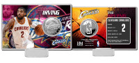 Kyrie Irving Silver Coin Card