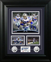 Jason Witten Marquee Silver Coin Photo Mint