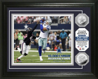 Jason Witten 10,000 Yards Silver Coin Photo Mint