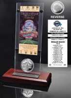 Super Bowl 28 Ticket & Game Coin Collection