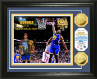 Golden State Warriors 2015 NBA Finals MVP Gold Coin Photo Mint