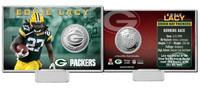 Eddie Lacy Silver Coin Card
