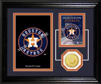 Houston Astros Fan Memories Photo Mint
