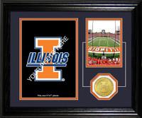 University of Illinois Fan Memories Desktop Photomint