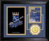 Kansas City Royals Fan Memories Photo Mint