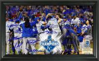"Kansas City Royals 2015 World Series Champions ""Celebration"" Signature Field"