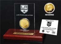 Los Angeles Kings Etched Acrylic Desktop