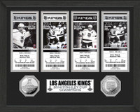 LA Kings 2014 Stanley Cup Champions Ticket Collection