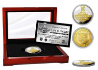 LA Kings 2014 Stanley Cup Championss Two-Tone Mint Coin