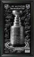 LA Kings 2014 Stanley Cup Final Signature Pano