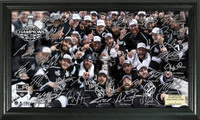 LA Kings 2014 Stanley Cup Champions Tradition Signature Rink