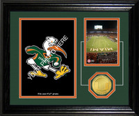 University of Miami Fan Memories Desktop Photomint