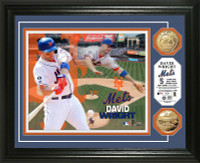 David Wright Gold Coin Photo Mint