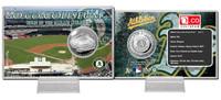 O .co Coliseum Silver Coin Card