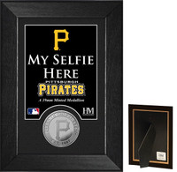 Pittsburgh Pirates Selfie Minted Coin Mini Mint