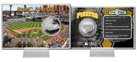 PNC Park Silver Coin Card
