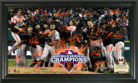 2012 World Series Champions Celebration Signature Field
