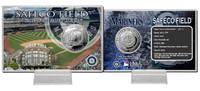 Safeco Field Silver Coin Card