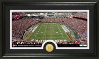 University of South Carolina Stadium Bronze Coin Panoramic Photo Mint