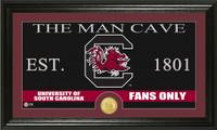 University of South Carolina Man Cave Bronze Coin Panoramic Photo Mint