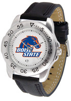 Boise State Broncos Sport Leather Watch (Men's or Women's)