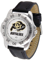 Colorado Buffaloes Sport Leather Watch (Men's or Women's)